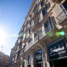 Perfil de usuario de St Christophers Barcelona