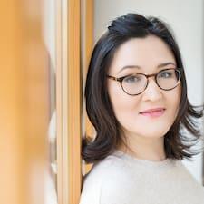 Leysan felhasználói profilja