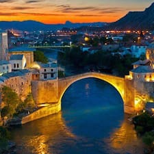 Profil utilisateur de Mostar
