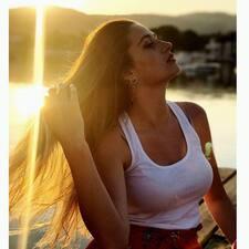 Dilara - Uživatelský profil