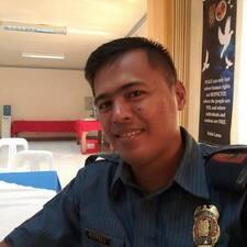 Aguinaldo的用戶個人資料