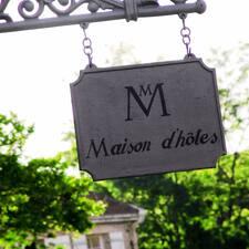 Henkilön Maison De Marquay käyttäjäprofiili