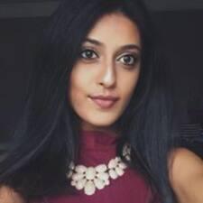 Profil utilisateur de Vidhi