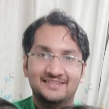 Piyush felhasználói profilja
