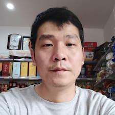 进操 felhasználói profilja
