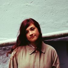 Kristine Elida felhasználói profilja