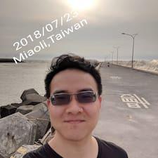 Profil utilisateur de Chih-Han