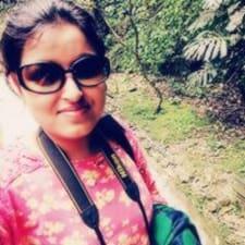 Asmita User Profile