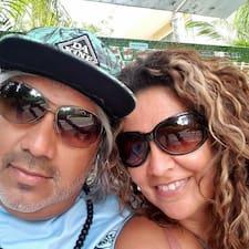 Profil utilisateur de Lisa & Miguel