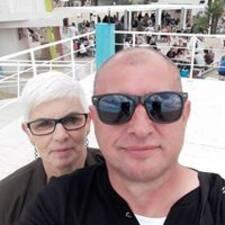 Peter & Carine Brugerprofil
