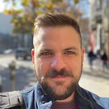 Gebruikersprofiel Jeffrey