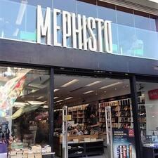 Nutzerprofil von Mephisto Apart