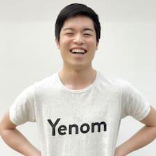 Profil Pengguna Akifumi