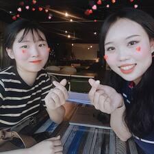 Perfil do utilizador de Jahyeon