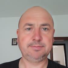 Ovidiu felhasználói profilja