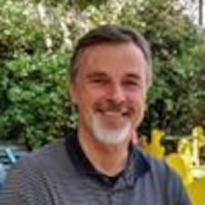Peter felhasználói profilja