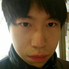 Henkilön Shuo käyttäjäprofiili