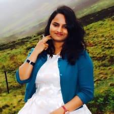 Kalpana felhasználói profilja