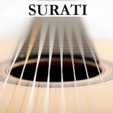 Henkilön Surati Guitar käyttäjäprofiili