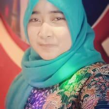Profil Pengguna Noor Zulfianti