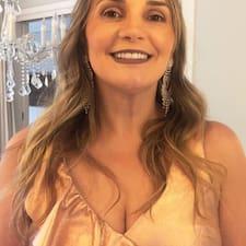 Marcia felhasználói profilja