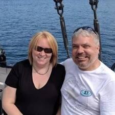 Nutzerprofil von Cheryl & Bruce