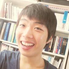 Perfil do utilizador de Kyung Seok