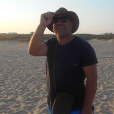 Profil Pengguna Armando Jorge