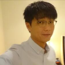 Cheong felhasználói profilja