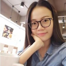 Användarprofil för Wei