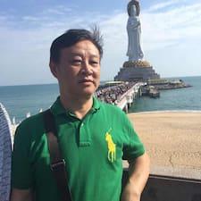 明水 felhasználói profilja