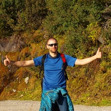 Profil Pengguna Krzysztof