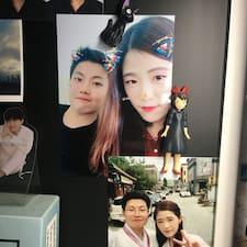 Perfil do utilizador de Chang Gyu