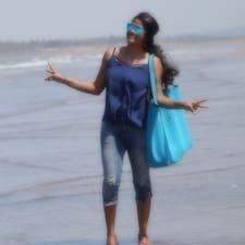 Jayashree felhasználói profilja