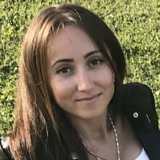 Svitlana User Profile