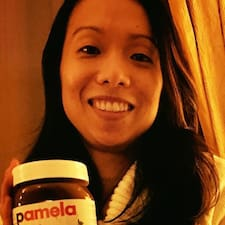Henkilön Pamela käyttäjäprofiili