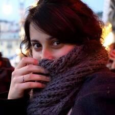 Maud - Uživatelský profil