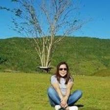 Jeanette felhasználói profilja