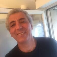 Mounir Brukerprofil