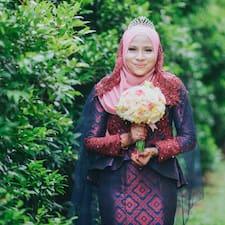 Nutzerprofil von Nurul Syuhada