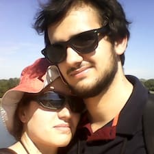 Nutzerprofil von Christèle & Quentin
