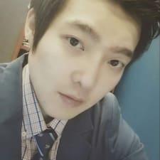 Användarprofil för Yoon