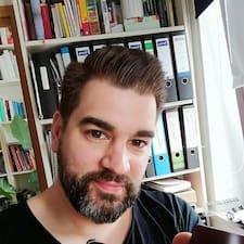 Perfil do utilizador de Florian