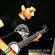 Profil utilisateur de Manohar