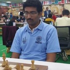 Bala Chandra Prasad Brukerprofil