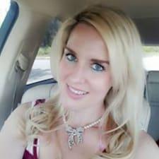 Danielle felhasználói profilja