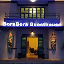 Profil utilisateur de BoraBora