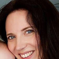Miranda felhasználói profilja