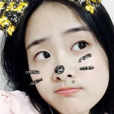 Yueyan felhasználói profilja