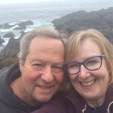 Profil utilisateur de Carolyn & Alan (2 Guests)